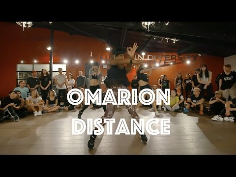Omarion - Distance | Hamilton Evans Choreography