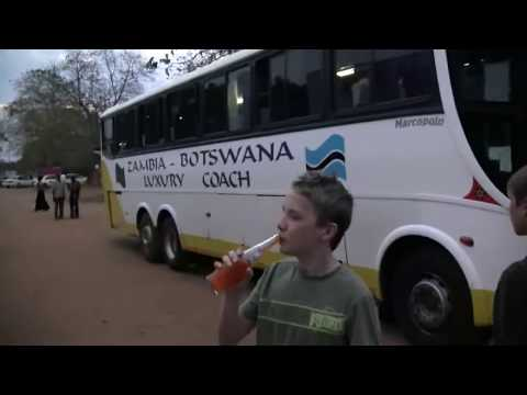 From Lusaka to Lilongwe by bus