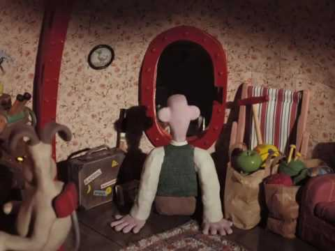 WALLACE and GROMIT | A Grand Day Out thumbnail