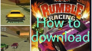 How to download rumble racing on android [in hindi]