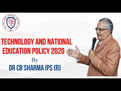 Technology and National Education Policy - 2020