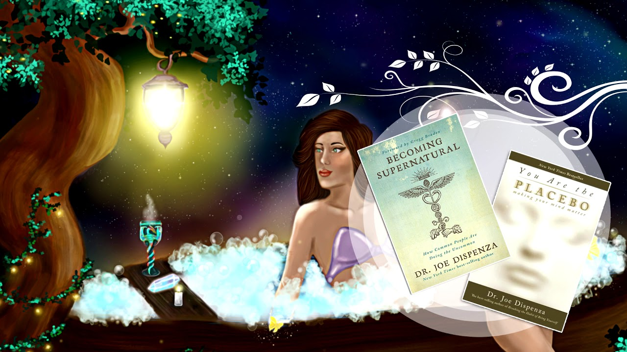 Joe Dispenza Book reviews - Your are the placebo & Becoming supernatural