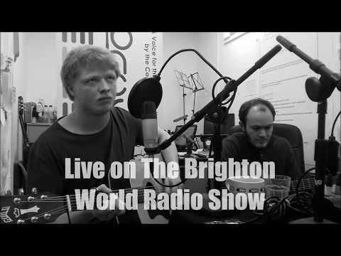 love thee  - alex woolfenden live on The Brighton World Radio Show