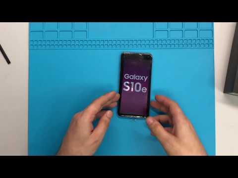 Samsung Galaxy S10e разборка / Samsung Galaxy S10e Teardown