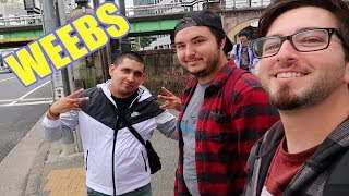 AKIHABARA   ANIME AND ARCADE HEAVEN - Japan Trip Vlog #2  MikeDasProfessor
