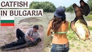 CATFISH FISHING in Russia - Best Moments/ Рибалка на СОМА в БОЛГАРІЇ/ Wels Angeln in Bulgarien