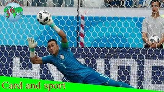 World Cup: Egypt's Essam El Hadary becomes tournament's oldest player, saves penalty
