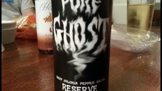 Pure Ghost Bhut Jolokia Chili Pepper Sauce Reserve By Heavenly Heat Gourmet Hot Sauces: Review