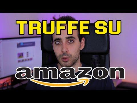 Attenti alle truffe su Amazon!