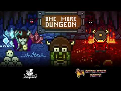 One More Dungeon - Announcement Trailer