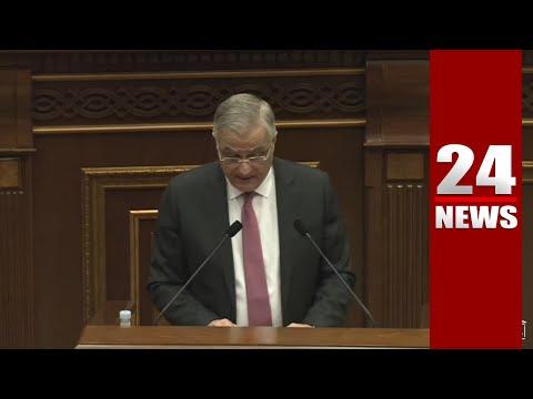 2020-ը հայ ժողովրդի համար չափազանց ծանր տարի էր․ կառավարությունն աշխատել է արտակարգ իրավիճակներում