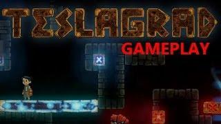 Teslagrad GAMEPLAY PC