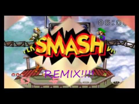 smash bros TOKYO MEGAPLEX REMIX Vine how low can you smash