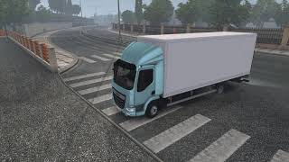 Please Subscribe For More Videos    Details & Download From http://www.modhub.us/euro-truck-simulator-2-mods/8236-daf-lf/     - Buy in DAF truck dealer - Works on versions 1.36-1.37 - Wheel - Tuning   Credits Husky