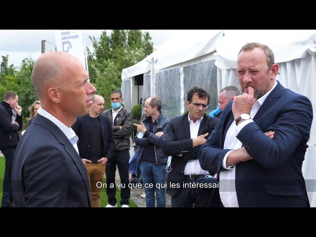 ALILA - 1ère Pierre de KER LEGUILLON - Erwan ROBERT - Directeur Général de Bretagne Sud Habitat 2/2