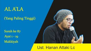 Download Surat Al A'la - Ust. Hanan Attaki
