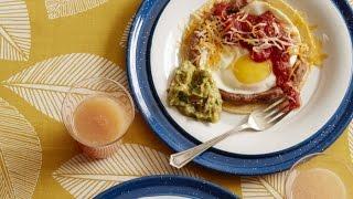 Huevos Rancheros - Breakfast Recipes - Weelicious