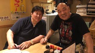 【前田日明のグルメ放浪記】キラー・カーンこと小沢さんと昔のことや尾崎豊について話してみた