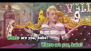 Gấu ở đâu khi gió đông về Cao Tùng Anh Karaoke HD