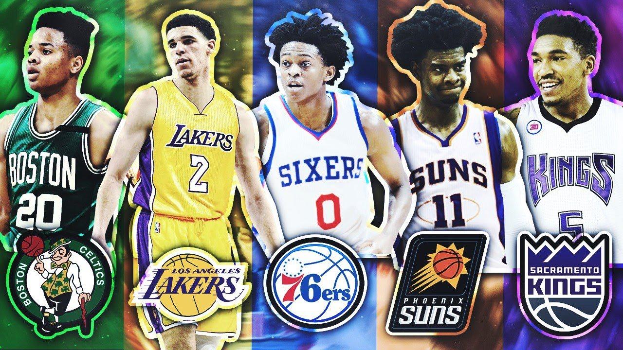 2017 NBA Mock Draft: Final 2-Round Predictions