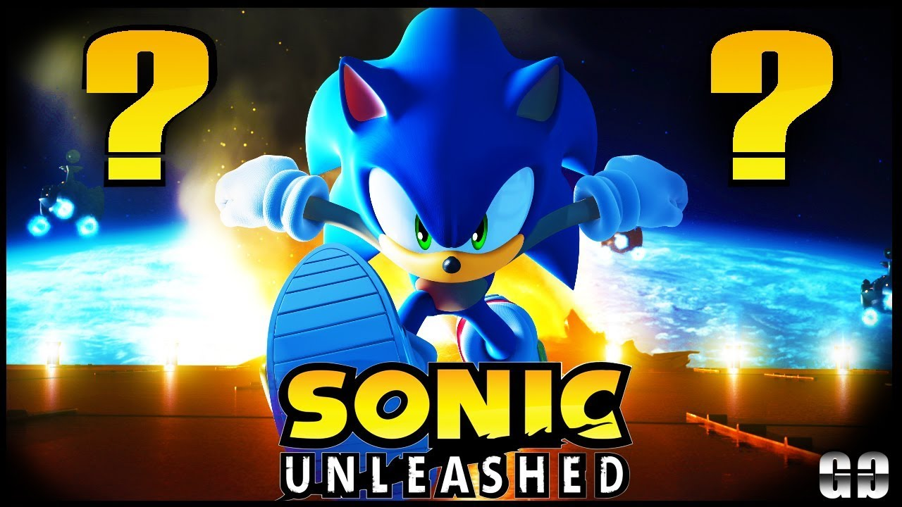 Is Sonic Unleashed The Best Modern Sonic Game Youtube