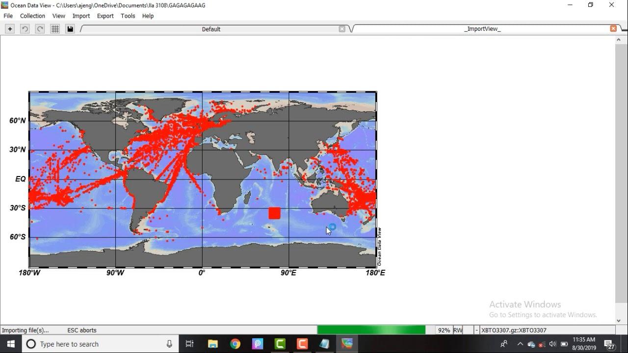 Cara Mengolah Data Untuk Menghitung Kecepatan Suara Di ...