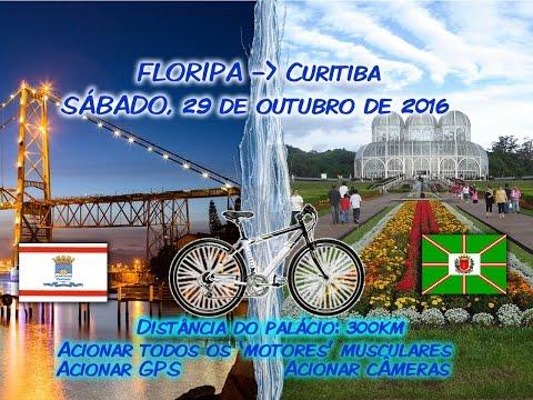 Megaride Floripa - Curitiba (Ivan)
