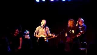 The Bad Shepherds - What A Waste / Down In A Tube Station At Midnight, Hertford Corn Exchange
