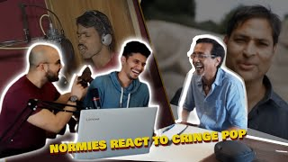 NORMIES REACT TO CRINGE POP Episode 4 ft Vennu Mallesh, Bhim Niroula, Taher Shah and more