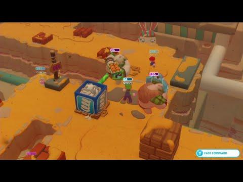 Mario + Rabbids: Kingdom Battle: Quick Look