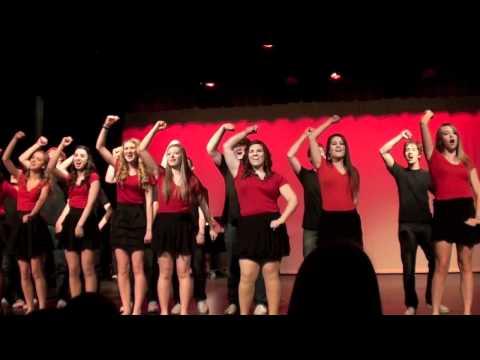 Jump - Musical America 2012