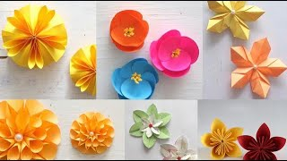 Top 10 DIY Paper Flowers Of 2017 Art All The Way