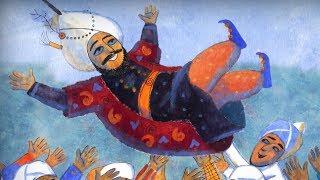 Чарівний Ліхтар - Метелик і Падишах - навчальний мультфільм - Р. Кіплінг