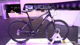 2015 Volkswagen Mountain Bike - Walkaround - 2015 Frankfurt Motor Show(Welcome to BicycleTube, subsidiary of AutoMotoTube!!! On our channel we upload every day, short (1-2min) walkaround videos of Bicycles – Mountain Bikes, ..., 2015-09-25T00:53:57.000Z)