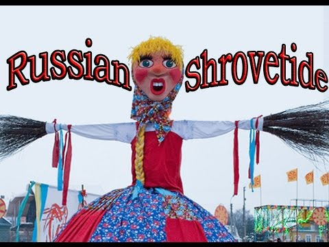 Russian traditions. Russian Traditional Holiday Shrovetide