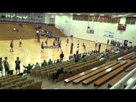 Juan Varona #10 Libero Highlights  Jr Year Erskine College