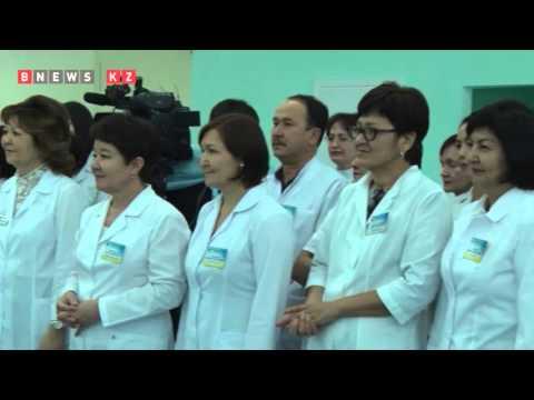 Аким Астаны открыл новую детскую инфекционную больницу