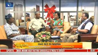 Sunrise: Agribusiness Experts Call For Government Support To Enhance Rice Production In Nigeria Pt 1