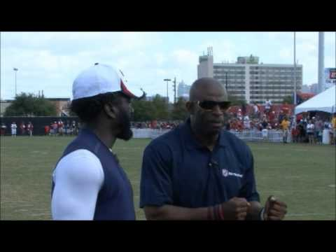 Deion Sanders and Ed Reed Talking About Houston Texans Expectations
