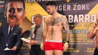 REAL GONE KID RETURNS!! PAUL SMITH v BRONISLAV KUBIN OFFICIAL WEIGH IN & HEAD TO HEAD / DANGER ZONE