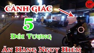 Cảnh Giác | 5 Đối Tượng Ăn Hàng Liên Quận | Chống Trả Anh Em | PCTP Bình Tân