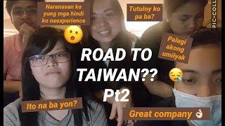Who is Road to Taiwan? Part 2 + Advice sa magmed palang (NAGING EMOTIONAL)