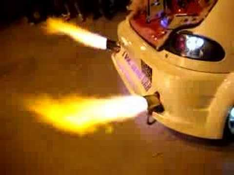 Re Dual Exhaust Flame Thrower & Re: Dual Exhaust Flame Thrower - YouTube