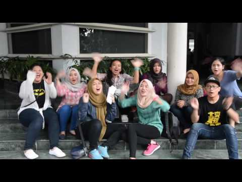 The Rain Feat Endank Soekamti - Terlatih Patah Hati Video Cover Universitas Paramadina Prodi IKom
