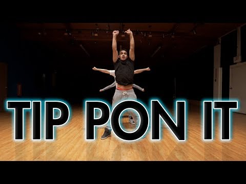 Sean Paul & Major Lazer - Tip Pon It Dance   Choreography  MihranTV