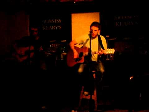 Fisherman Blues Cover- Conor and Dave live in Keary's Bar Loughrea