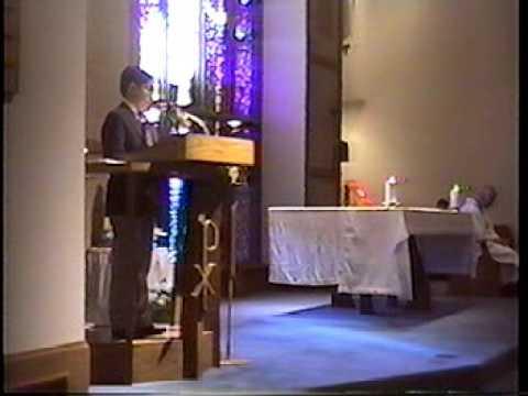 Sacred Heart Catholic Church / School / May 1989