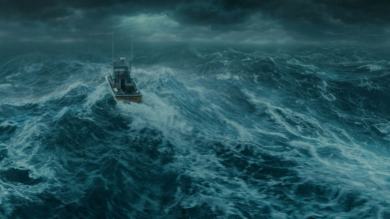 Ce Faci Daca Esti Pe Mare In Timpul Unei Furtuni