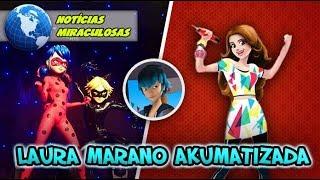 Laura Marano Akumatizada, Estátuas e Idade do Luka - Miraculous Ladybug | Notícias Miraculosas