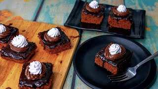Bohemian Cake | Romanian Chocolate Cake Boema | Boema Cake | Boema Prajitura